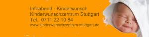 Infoabend Kinderwunsch Kinderwunschzentrum Stuttgart - Villa Haag - Tel.: 0711 / 22 10 84