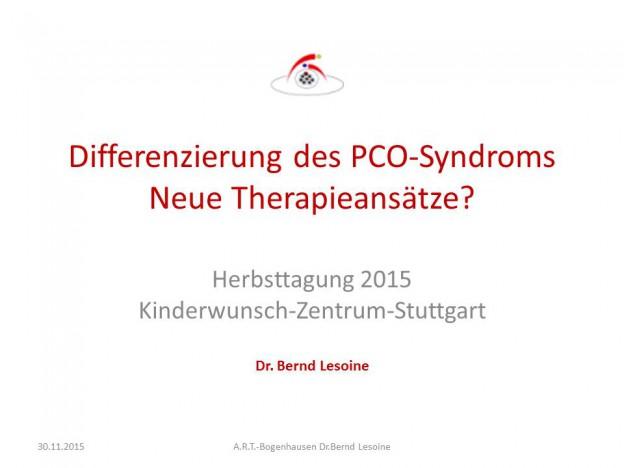 #PCO und #Kinderwunsch (#Polyzystisches #Ovar-#Syndrom)